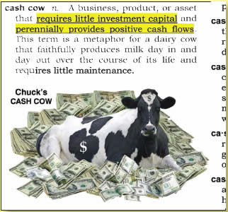 Cash Cow Definition