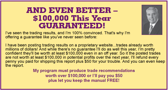 Fail safe trading system