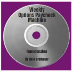 Weekly Options Paycheck Machine