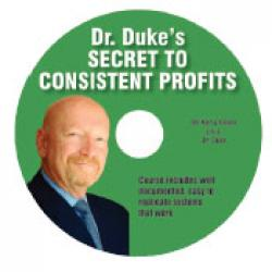 Dr. Duke's Secret to Consistent Profits DVD Course (DVD Only)