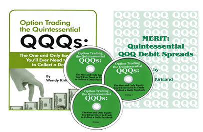 Option trading the quintessential qqqs course