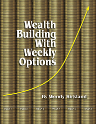 Wealth Building with Weekly Options (Book Only)